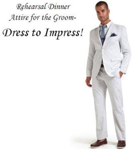 grooms starter guide  rehearsal dinner attire