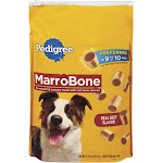Pedigree 10086988 6 lbs. Marrobone Beef Flavor Treat