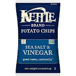 Kettle Sea Salt And Vinegar Potato Chips - 8.5oz