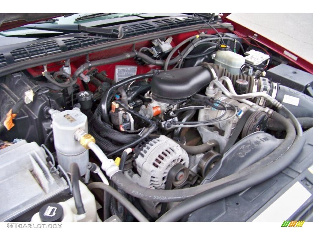 2003 Chevy S10 43 Vacuum Diagram - Wiring Diagram