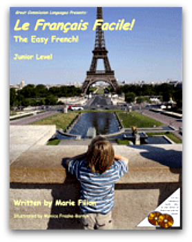 Great Commission Languages - Easy French Jr. level