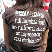 We demand Raza Studies!