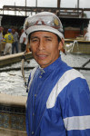 Edgar Prado Photo:Gulfstream Park