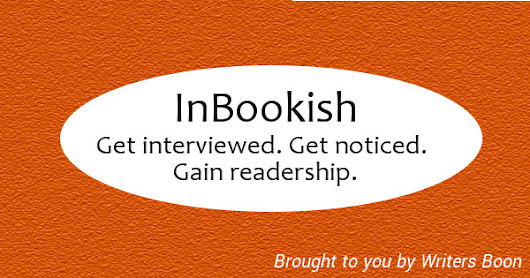 Authors, get interviewed!