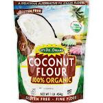 Let's Do...Organic Coconut Flour 100 Organic 1 lb.