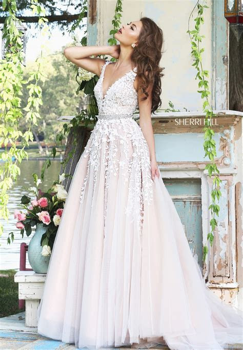 Sherri Hill 11335 New Wedding Dress on Sale 44% Off