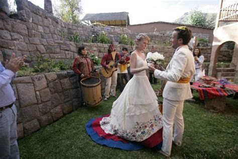 Romantic Couple Has a Traditional Wedding in Every Country