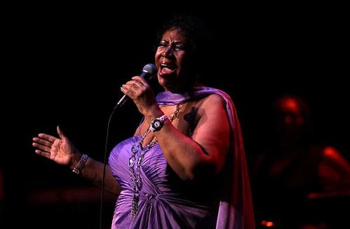 Queen of Soul Aretha Franklin performed a concert at the Chicago Theater on May 19, 2011. She underwent surgery late last year and has emerged with renewed vigor and determination. She will perform in Detroit and Toronto during the summer. by Pan-African News Wire File Photos
