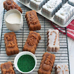 Holiday Mini Loaves Cake Pan By Nordic Ware - Domestify