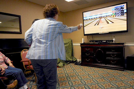 Technology for Seniors: The Benefits of Video Games