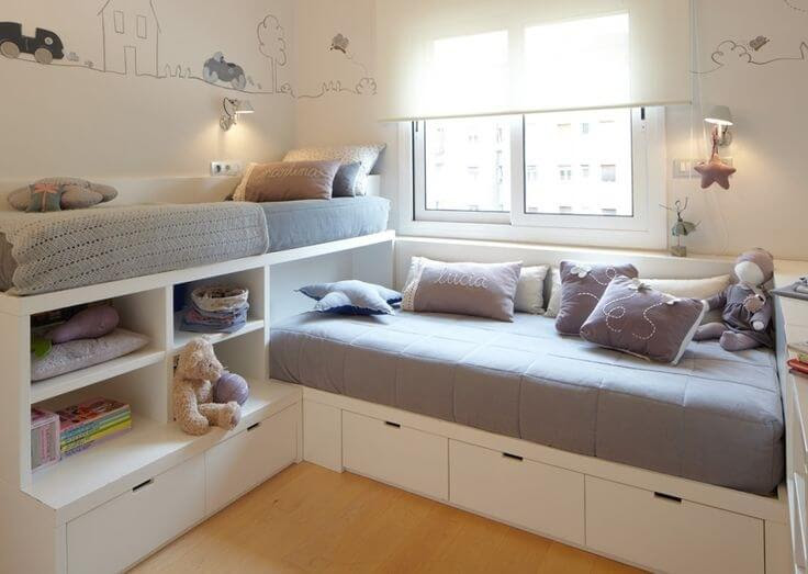 Kids Room Ideas For Small Spaces Home Decor Ideas