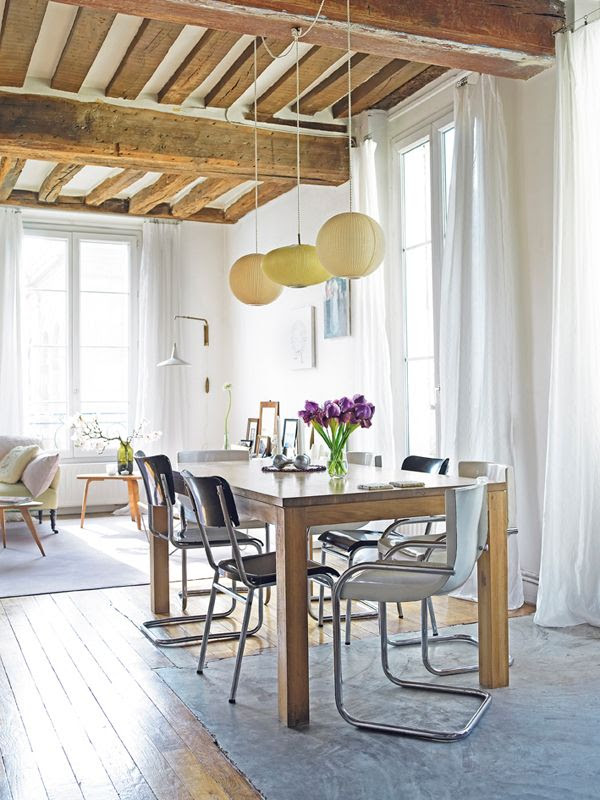 Le Fashion Blog Fashionable Home Vanessa Bruno Light Bright Paris Apartment Dining Room Light Pendants Via Interior Magasinet photo Le-Fashion-Blog-Fashionable-Home-Vanessa-Bruno-Light-Bright-Paris-Apartment-Dining-Room-Light-Pendants-Via-Interior-Magasinet.jpg