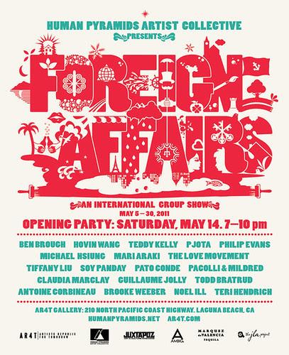 group art show coming up Laguna Beach