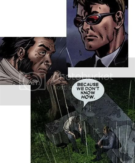 Wolverine e Ciclope