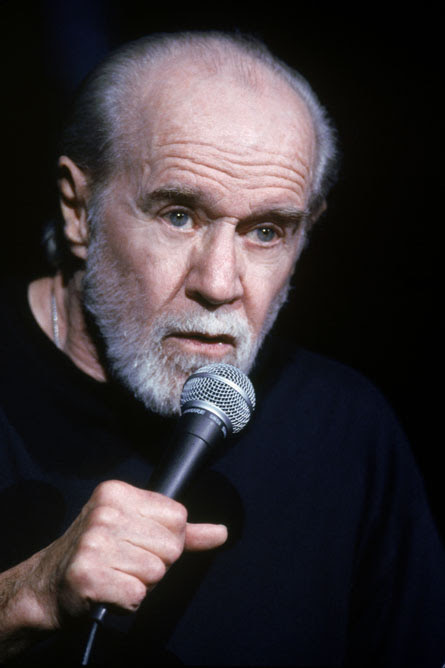George Carlin and the 10 Commandments
