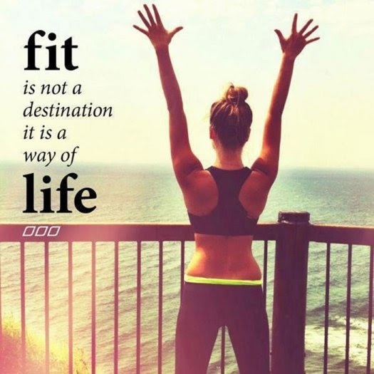 Simple ways to stay fit and healthy