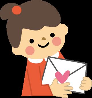 女の子のイラスト挿絵 無料イラストフリー素材4