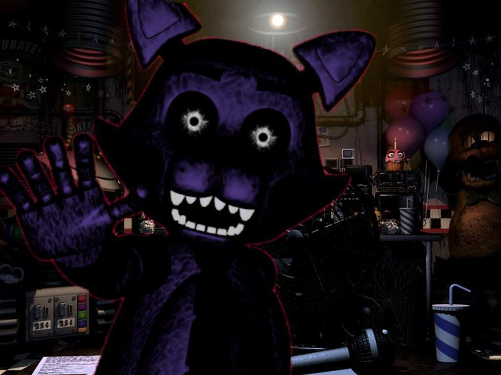 Ucn Fnac Fanmade Ai Part 1 Five Nights At Candy S Amino