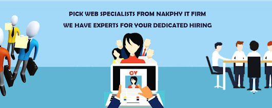 Dedicated Hiring Services | Dedicated PHP Developer | Mobile App Developer | Nakphy IT Firm