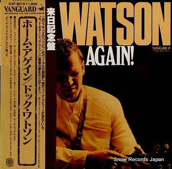 WATSON, DOC home again