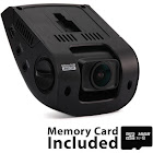 "Rexing V1 3rd Generation 4K UHD WiFi Car Dash Cam 2.4"" LCD 170 Wide Angle Dashbo"