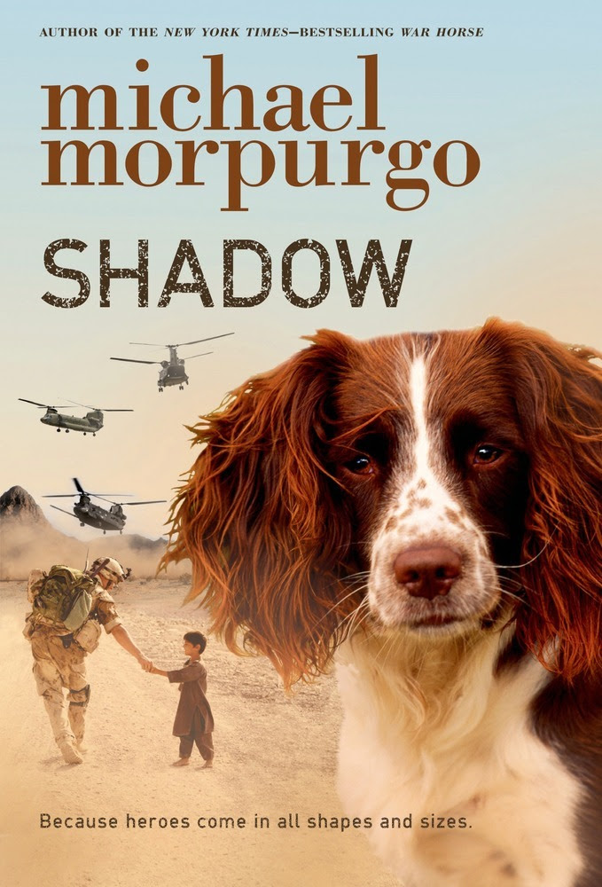 Résultat d'images pour Shadow by michael Morpurgo