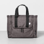 Hanging Toiletry Bag Large - Made By Design , Gray