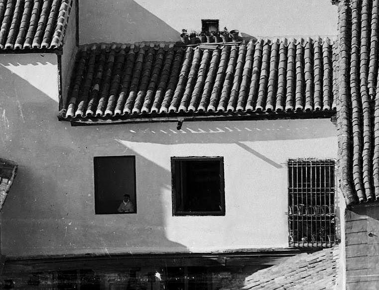 Detalle de una foto de la casa Léon&Lévy hacia 1885 (c) Cordon Press