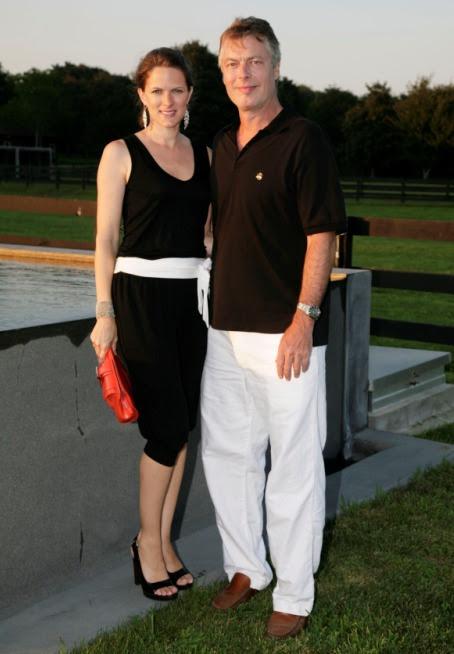 Sessa von Richthofen and Richard Johnson