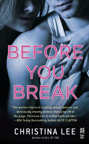 Before You Break: Between Breaths by Christina Lee