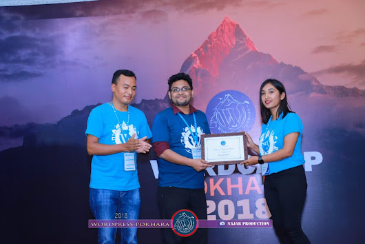 WordCamp Pokhara 2018 - My talks and shared resources - MizPress