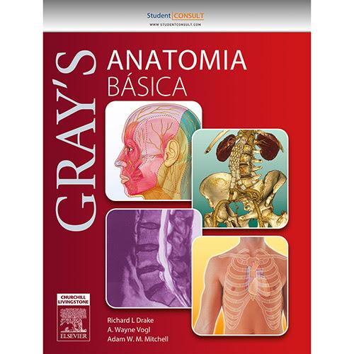 Livro - Gray's - Anatomia Básica