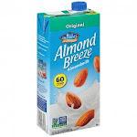 Blue Diamond Growers - Almond Breeze Almond Milk Original (32 Oz, 12 Pack)