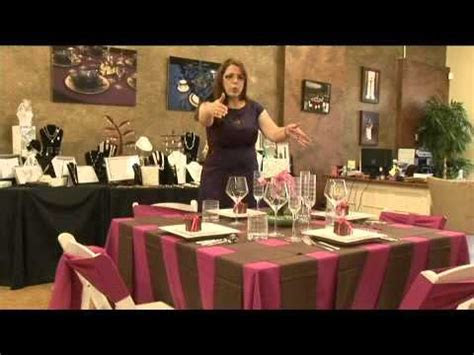 How to Decorate a Wedding Reception on a Budget   YouTube
