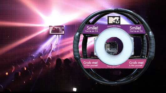 MTV-camerastuur - gelmervandorpe | DESIGN & ENGINEERING