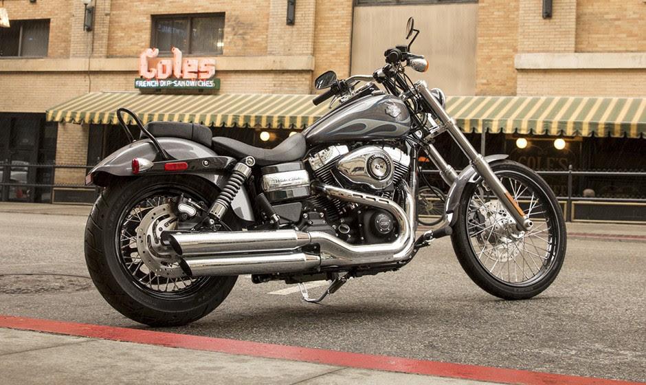 Harley Davidson Wide Glide 2013 2014 Autoevolution