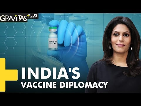 India Sets an Example with Vaccine Maitri