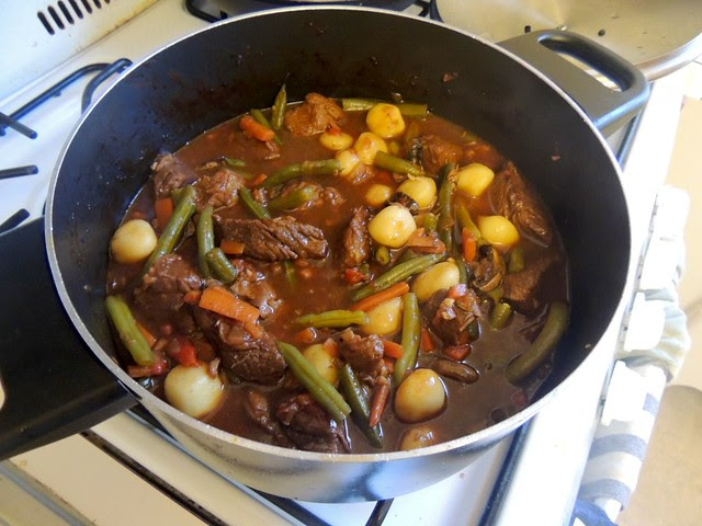 beef maple stew
