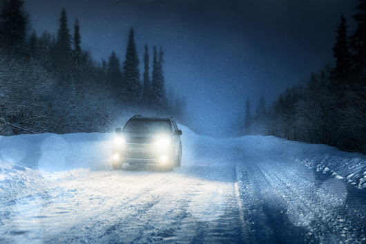 Winter Driving Tips for Logel's Auto Parts Kitchener