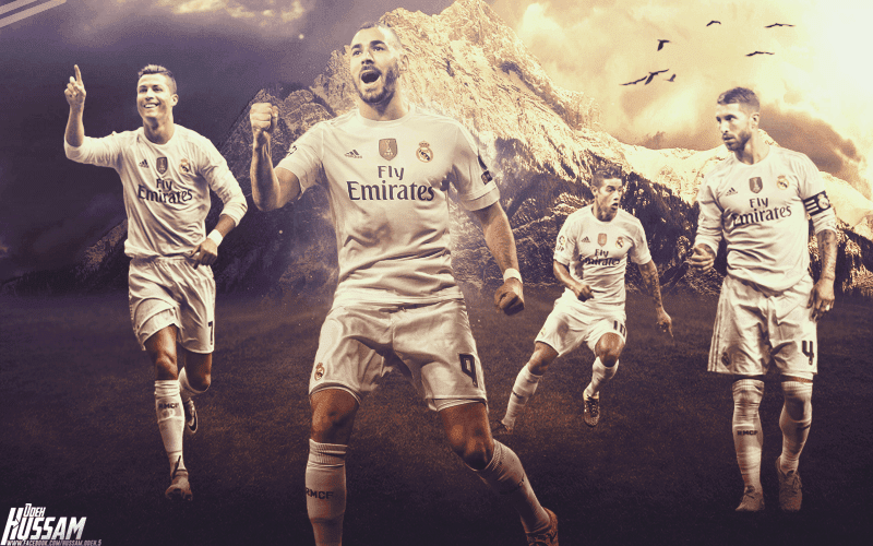 Real Madrid 2016 Wallpapers 3d Wallpaper Cave