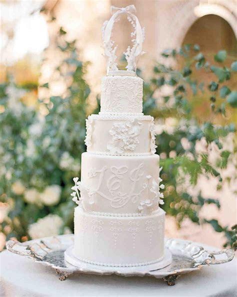 30 Romantic Wedding Cakes   Martha Stewart Weddings