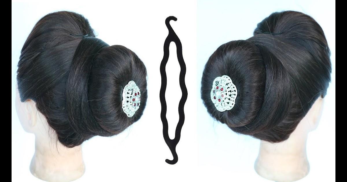 Easy Hairstyle Juda Video - Perubatan n