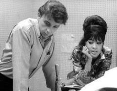 Phil and Ronnie Spector