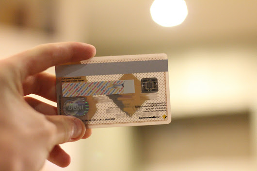 Today Is The Deadline Day For New Credit Card Chip Adoption - Business Pundit