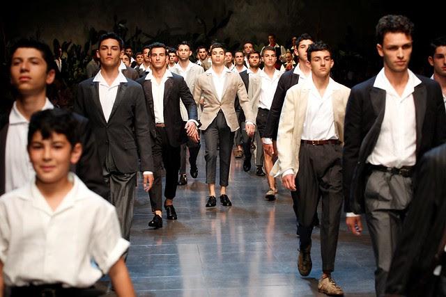 Dolce&Gabbana Men's Show SS 2013_4