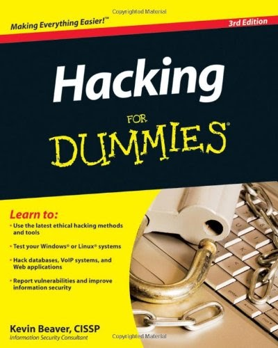 [PDF] Hacking For Dummies, 3rd Edition Free Download