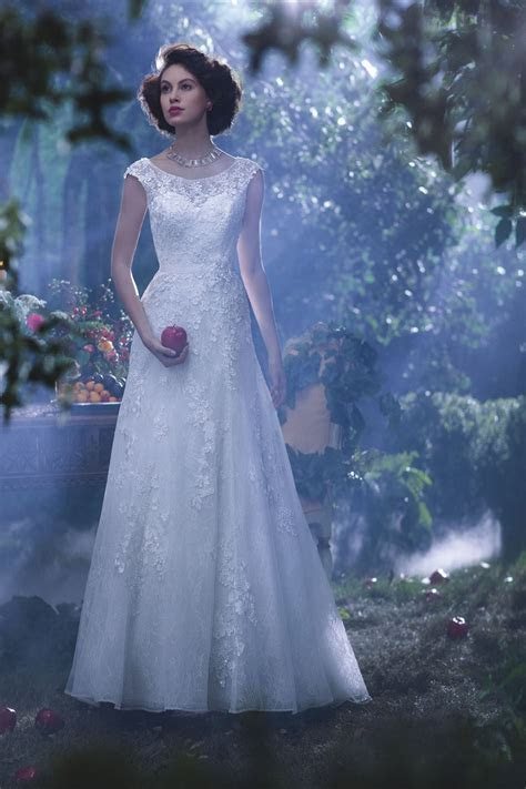 Snow White from Alfred Angelo