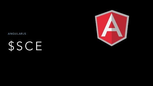AngularJS Strict Contextual Escaping ($sce)