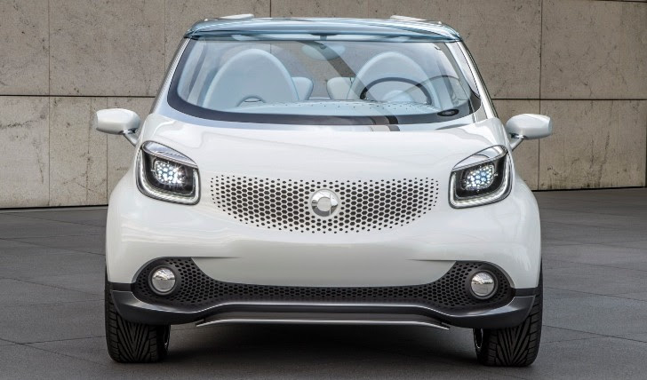2015 Mercedes Smart ForTwo Electric Review, Price