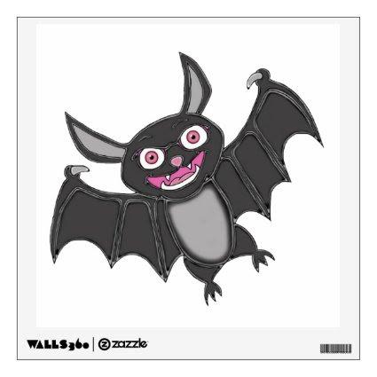 Halloween Bat Wall Skin